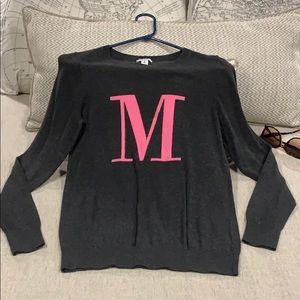 🌵Perfect Monogram light sweater 🌵
